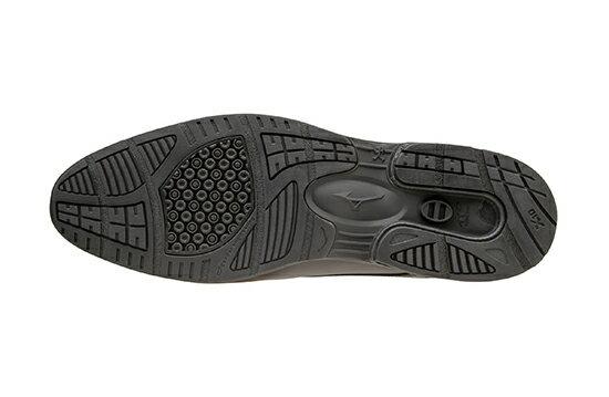 B1GC162109 WAVE LD40 ST2 BUSINESS WALKING 正式穿著時尚設計的寬楦健走鞋【美津濃MIZUNO】 2