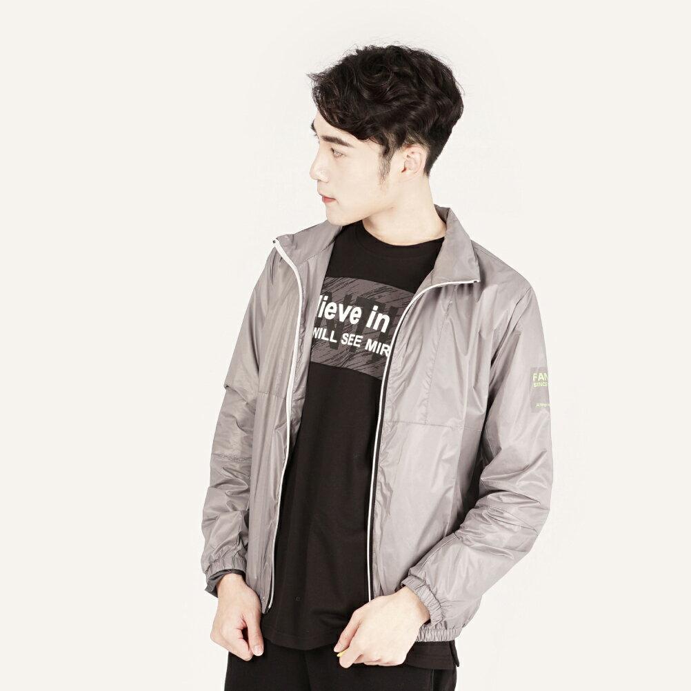 【FANTINO】外套(男)-灰 945337 0