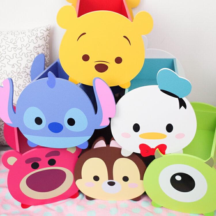 PGS7 迪士尼系列商品 - 唐老鴨 熊抱哥 大眼仔 維尼 史迪奇 奇奇 Tsum 桌上 抽屜 收納櫃【SFK80033】