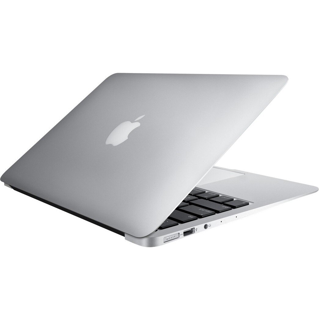 "Apple 13.3"" MacBook Air 128GB SSD #MQD32LL/A (Newest Version 2017 Model) Frosted Clear Deflector Case Starter Bundle 2"