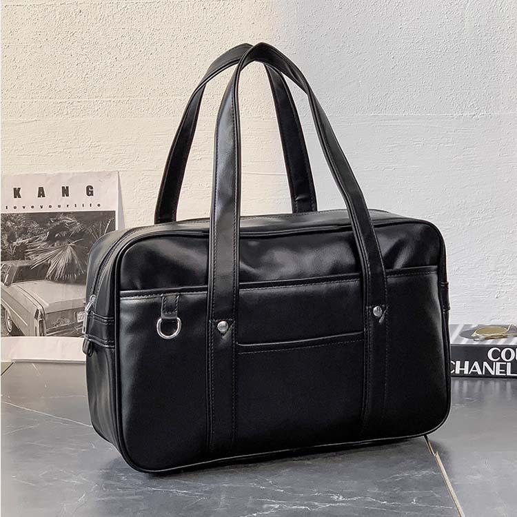 【5折超值價】潮流時尚日系簡約百搭商務休閒手提旅行包