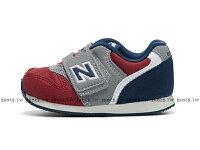 New Balance 美國慢跑鞋/跑步鞋推薦Shoestw【FS996RG】NEW BALANCE NB996 小童鞋 運動鞋 紅藍灰