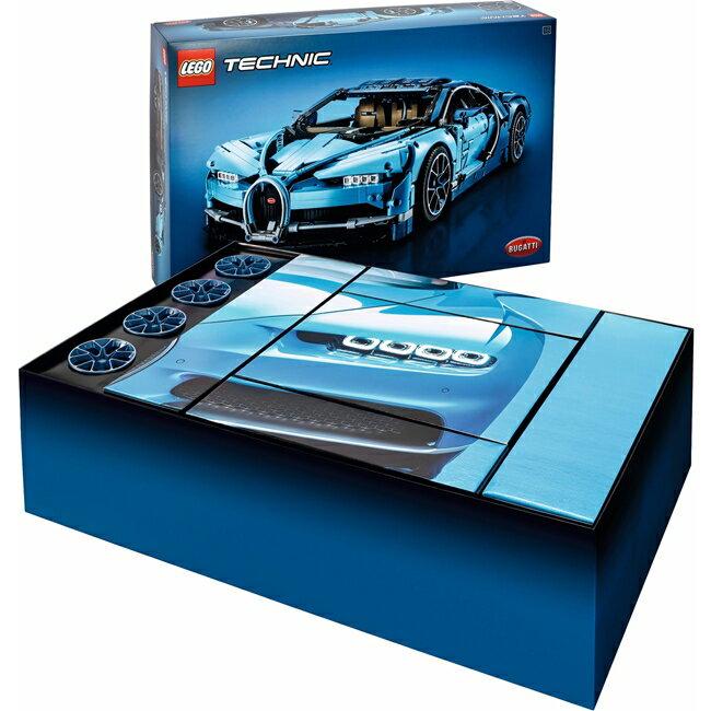 【LEGO 樂高積木】Technic 科技系列-超跑布加迪凱龍Bugatti Chiron LT-42083