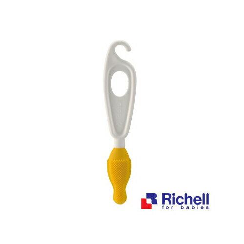 Richell利其爾 - 奶嘴清潔刷 (奶嘴刷) 0