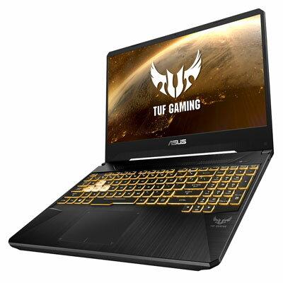 華碩 薄邊框TUF GAMING筆電 (FX505DU-0031B3750H)_黑 (120HZ 薄邊框設計/ IPS Level/單區RGB多彩鍵盤/獨家AMD R7-3750H+GTX1660Ti
