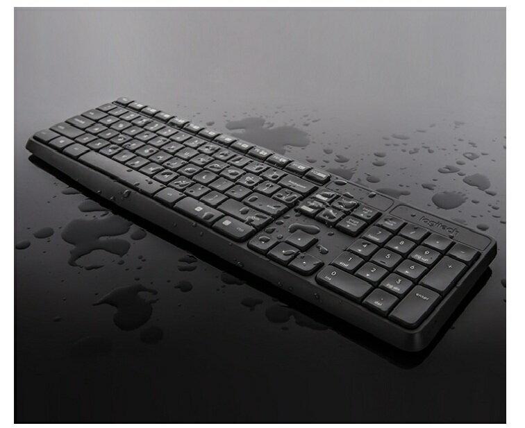 第一品牌 羅技無線鍵盤滑鼠組 電競滑鼠 桌上型電腦 筆記型電腦 mk235 3