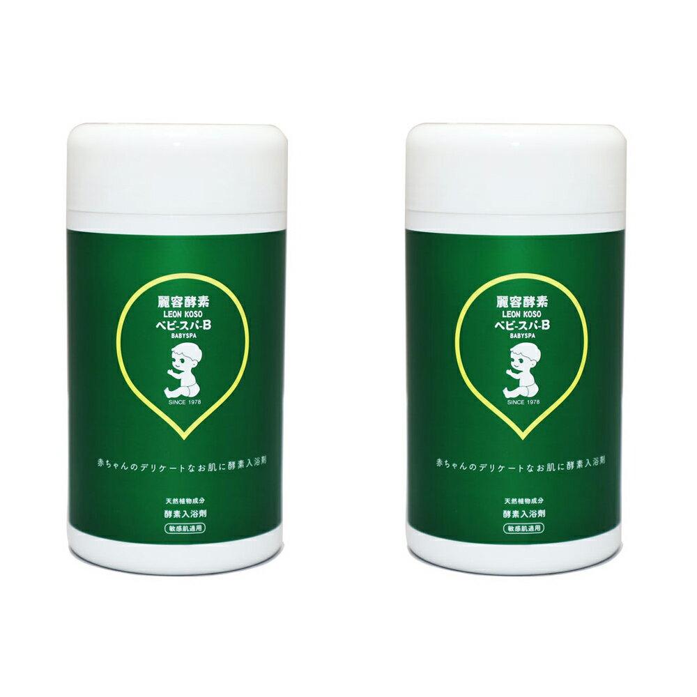 【限量特賣】Leon Koso麗容酵素 - 酵素入浴劑600g/2入