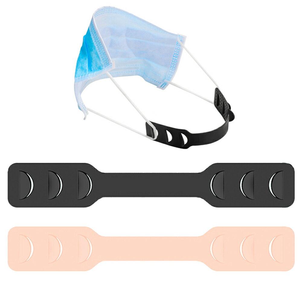 三段式口罩減壓防勒掛扣 口罩神器 50入 口罩延長 減緩疲勞 大人小孩可用 多種口罩適用