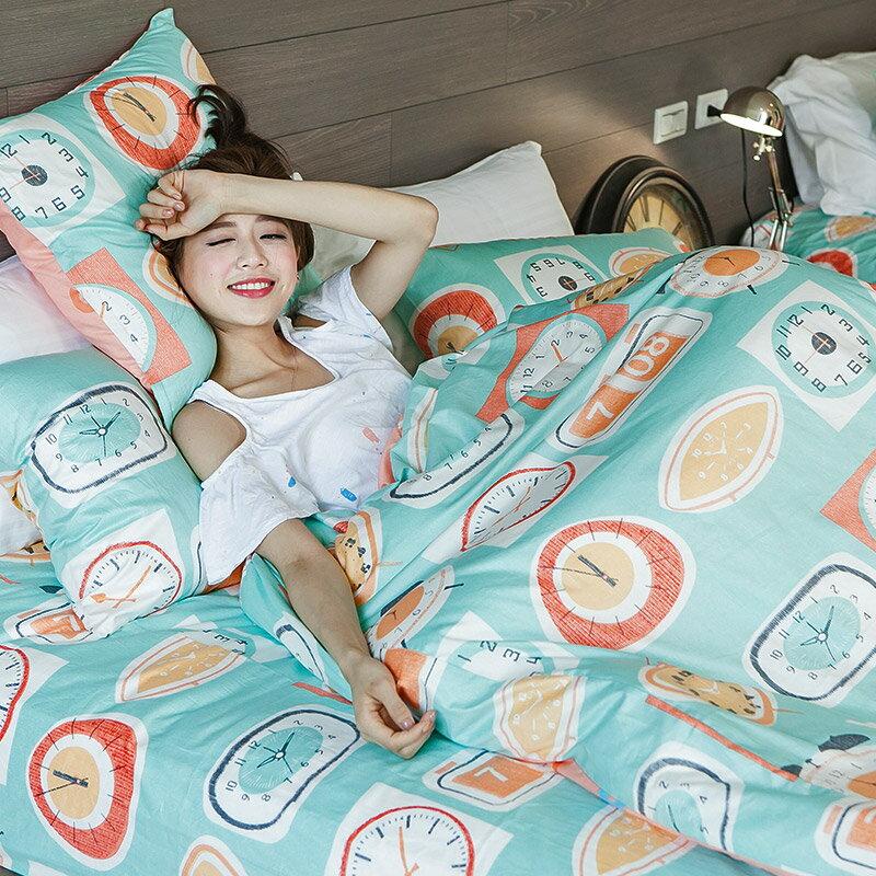 新品!床包被套組  單人~早安bonjour~含一件枕套,100^%精梳棉,在巴黎遇見系列