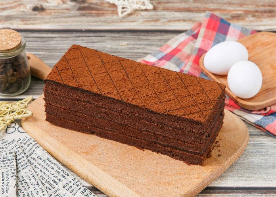 超人氣濃情巧克力千層蛋糕 ★世紀糕點★慶祝蛋糕首選/伴手禮