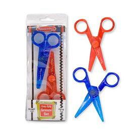 【悅兒樂婦幼用品舘】美國瑪莉莎 Melissa   Doug 兒童 安全剪刀 包 直線 鋸