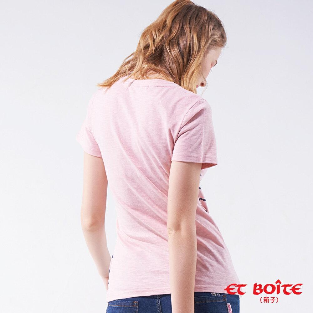 【19'新品】ET Amour 海底世界娃娃短TEE(粉)- BLUE WAY ET BOîTE 箱子 2
