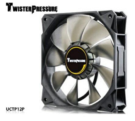 ❤含發票❤團購價❤Enermax保銳 Twister Pressure 高壓旋風❤風扇 散熱器 機殼 電腦零件 UCTP12P❤