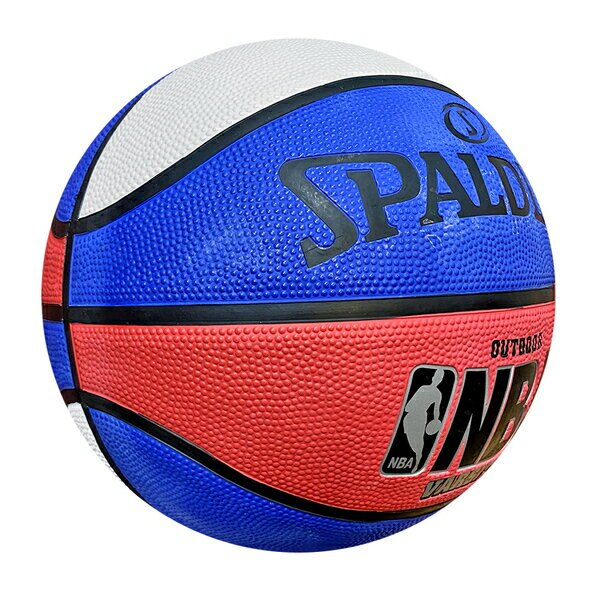Spalding NBA Varsity [SPA83275] 籃球 7號 耐磨 橡膠 室外 熱賣款 藍紅