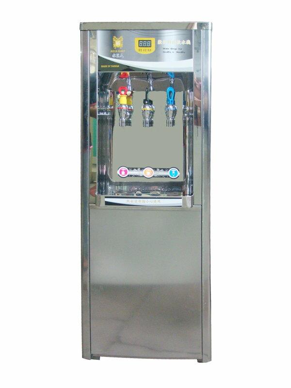 【大墩生活館】力巨峰GF-3013 立式液晶冰溫熱3溫RO逆滲透飲水機13500元