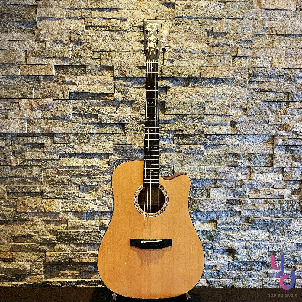 現貨免運 贈千元配件 美國品牌 Johnson JG-16 面單板 民謠 木 吉他 D桶身 FG800 可比較