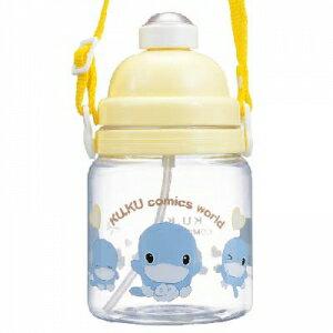 『121婦嬰用品館』KUKU 彈跳攜帶水壺 550ml 2