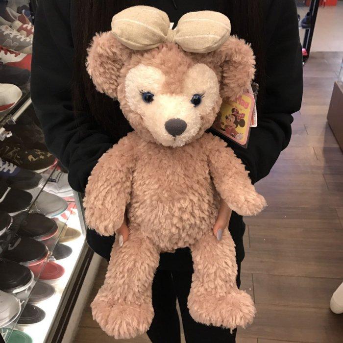 BEETLE PLUS 全新 現貨 DISNEY 迪士尼 DUFFY 2017 東京 海洋樂園 正版 雪莉玫熊 玩偶 S號 約40公分 J-65