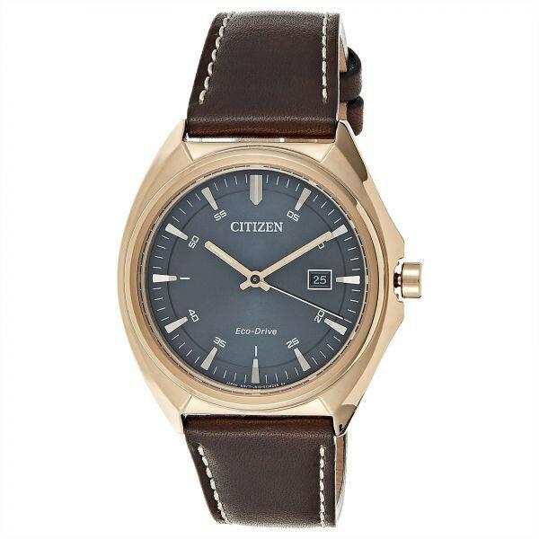 WATCH UN CITIZEN星辰 Eco-Drive 光動能懷舊轉盤腕錶