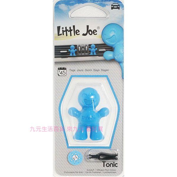【九元生活百貨】Little Joe 出風口夾式芳香劑/通寧水藍 小喬先生 車用芳香劑 出風口芳香劑