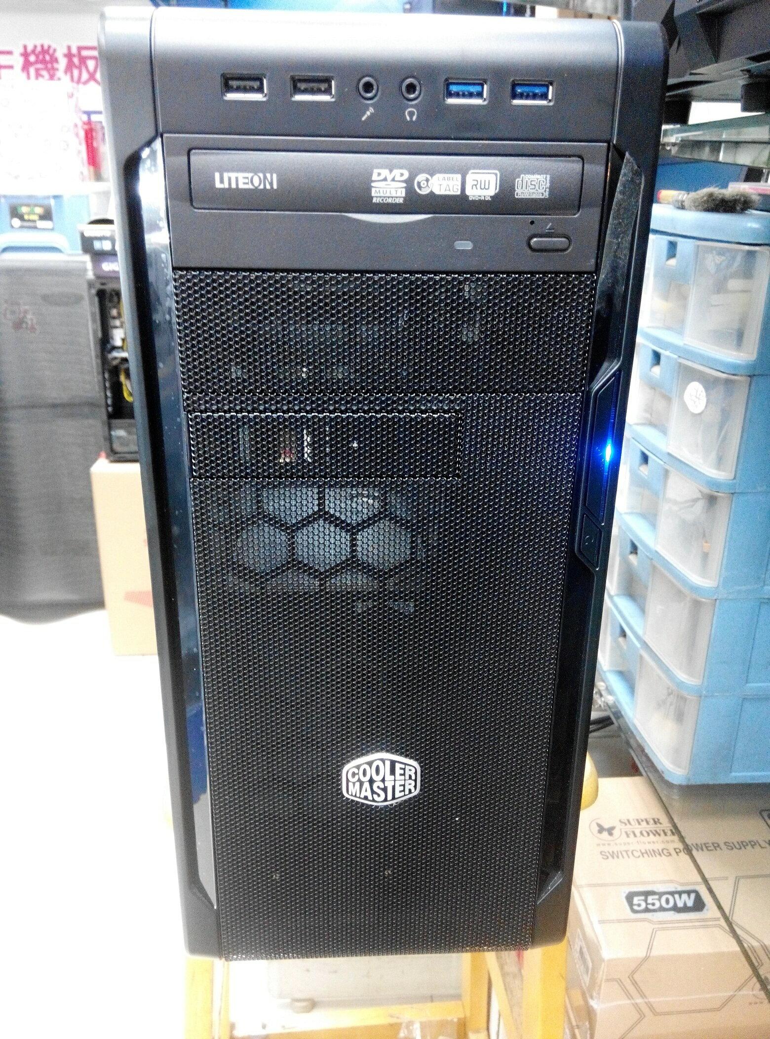 超值二手電腦  中古 i3 桌上型電腦 主機 保固30天