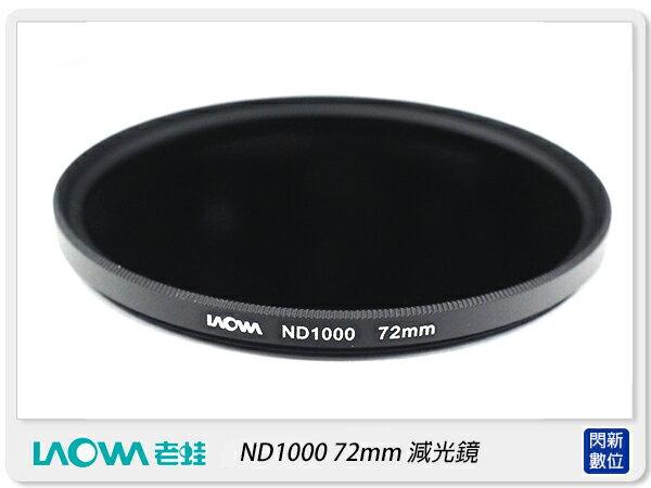 Laowa老蛙ND100072mm多層鍍膜減光鏡(15mmF2)