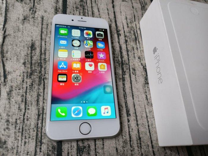 Apple iPhone 6 Plus 銀色 64GB 附全新配件 售後保固一個月 618購物節 4
