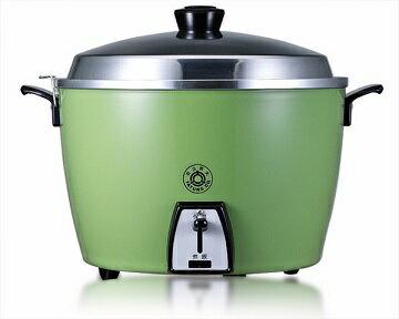 大同 6人份 電鍋 TAC-06-G 翠綠色 ★鋁製配件 , 具自動保溫功能!