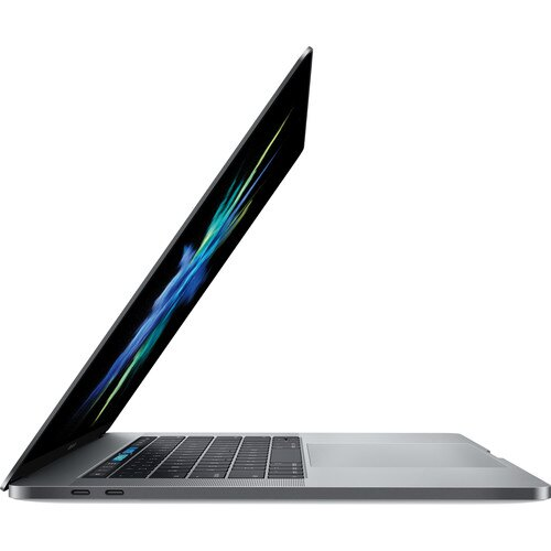 "Apple 15.4"" MacBook Pro 2.8 GHz Intel Core i7 Quad-Core 16GB Touch Bar Space Gray MPTR2E/A (Spanish Keyboard) 0"