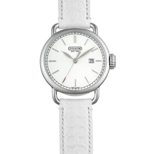 COACHHampton優雅時尚腕錶