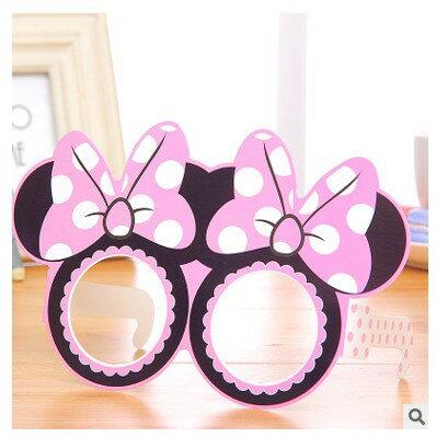 派對兒童眼鏡 寶寶生日滿月派對眼鏡000200