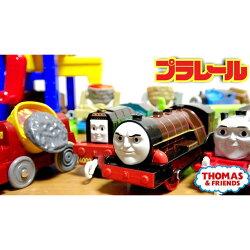 【預購】日本進口最新!湯瑪士 電動軌道火車 颶風 &弗蘭基  鐵道王國 TS-22 Takara Tomy【星野日本玩具】