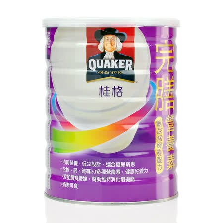 桂格完膳營養素穩健配方 900G/罐◆德瑞健康家◆