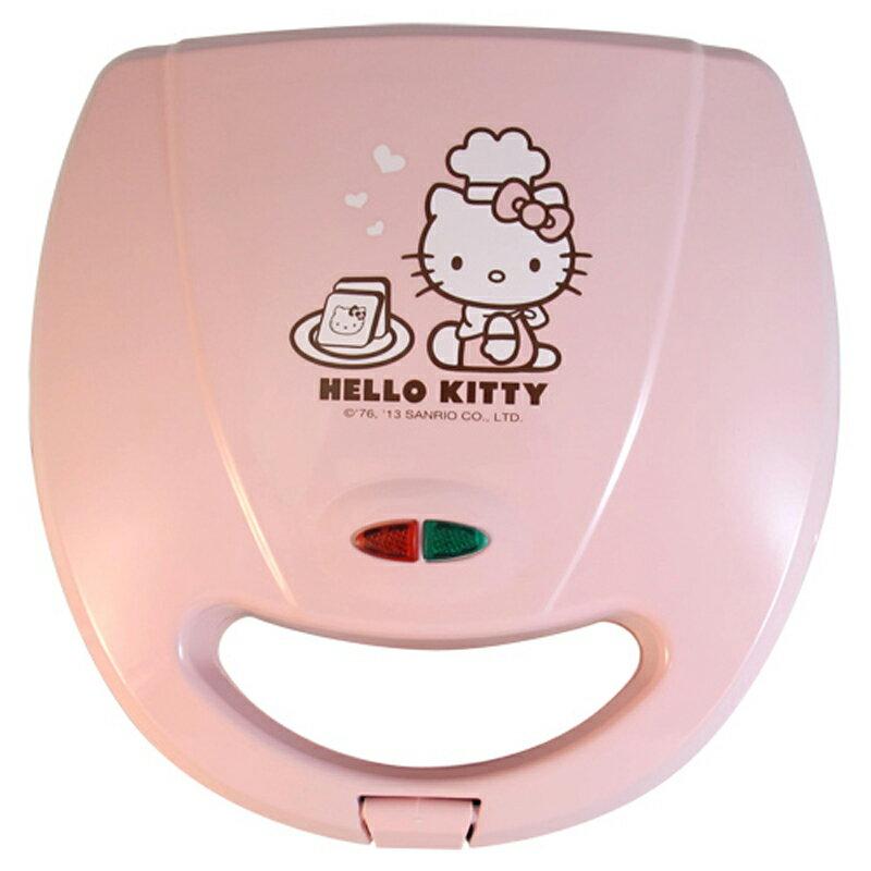 【真愛日本】14040100002 三明治機-廚師粉 三麗鷗 Hello Kitty 凱蒂貓