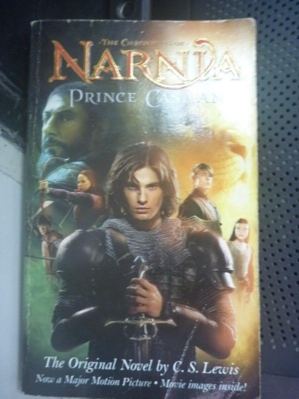【書寶二手書T3/原文小說_IHW】Prince Caspian: The Return to Narnia_Lewis