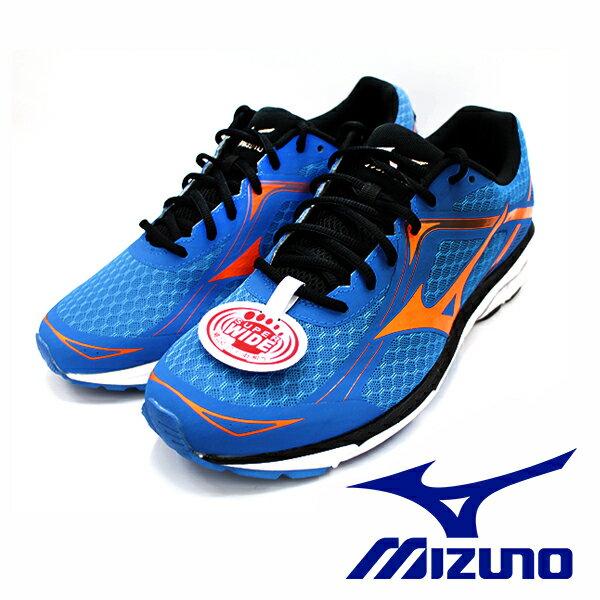 ~MIZUNO 5折~MIZUNO UNITUS DC SW 男超寬楦慢跑鞋 休閒鞋 鞋健