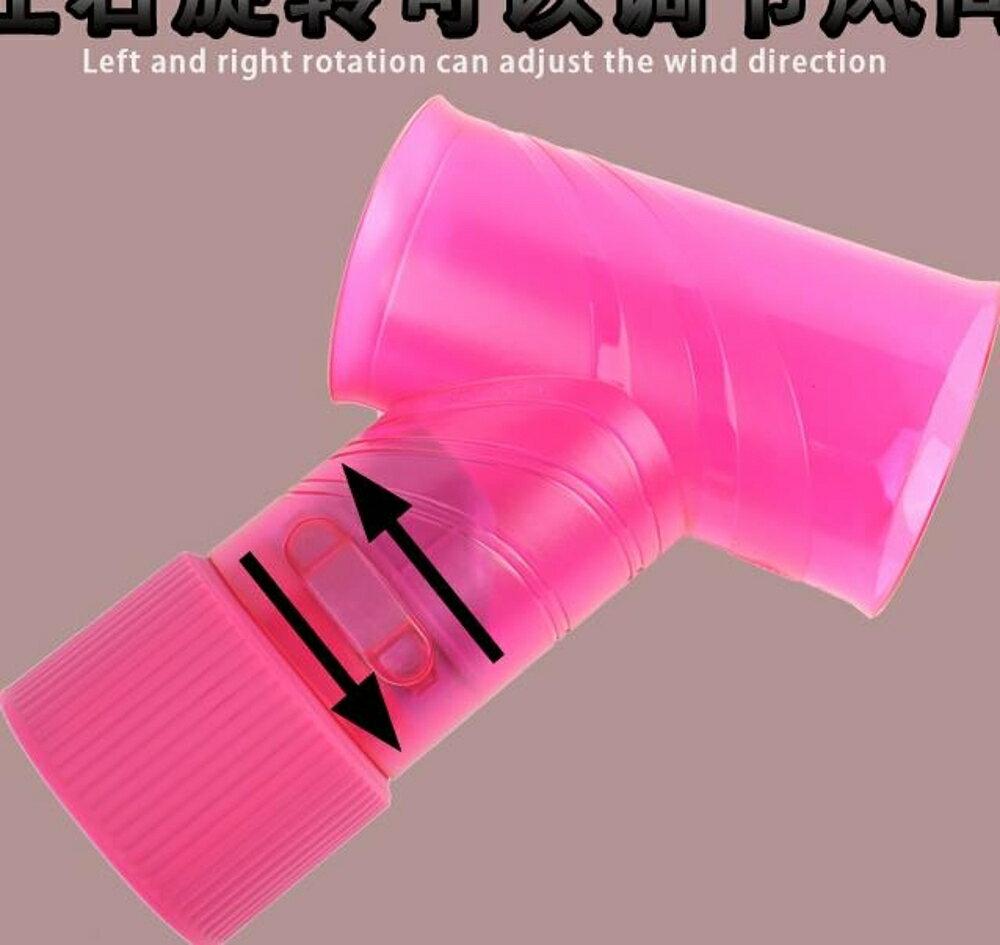 捲髮器 魔法風筒吹梨花大捲魔術捲髮筒自動捲髮神器電吹風萬能接口大風罩   維多