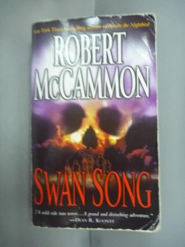~書寶 書T5/原文小說_JOO~Swan Song_Robert McCammon