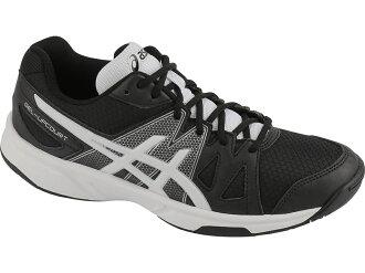 [陽光樂活=] ASICS 亞瑟士 (女) GEL-UPCOURT 排球鞋 羽球鞋 B450N-9001
