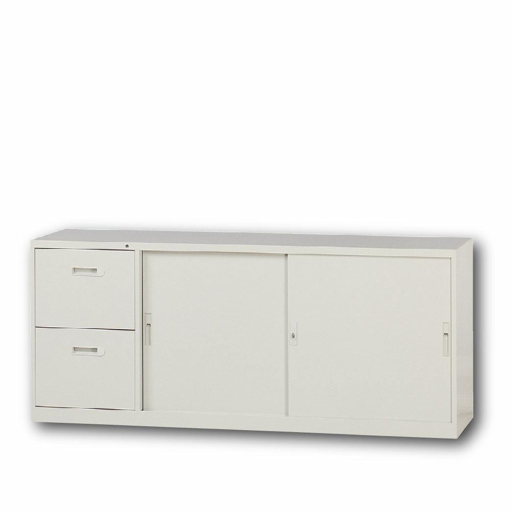 【哇哇蛙】6尺隔間櫃/二抽一拉門 A-6202D 辦公 學校 收納 文件報表 置物櫃 分類櫃 隔間櫃 鐵櫃 資料櫃