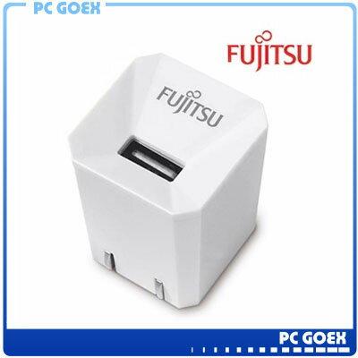 FUJITSU富士通1A電源供應器US-01(白)