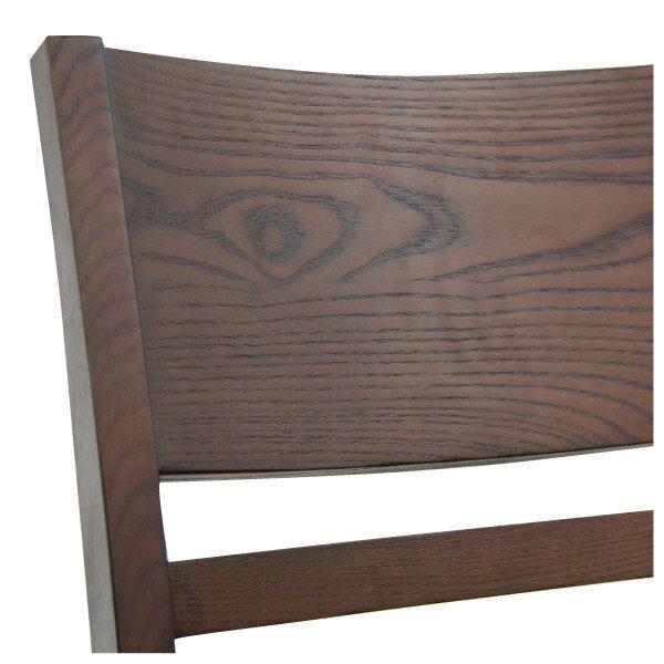 ◎梣木餐椅 MILANO DBR NITORI宜得利家居 5
