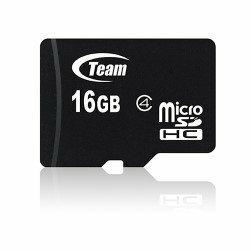 *╯新風尚潮流╭* TEAM十銓 16G 16GB Micro SDHC C4 TUSDH16GCL403