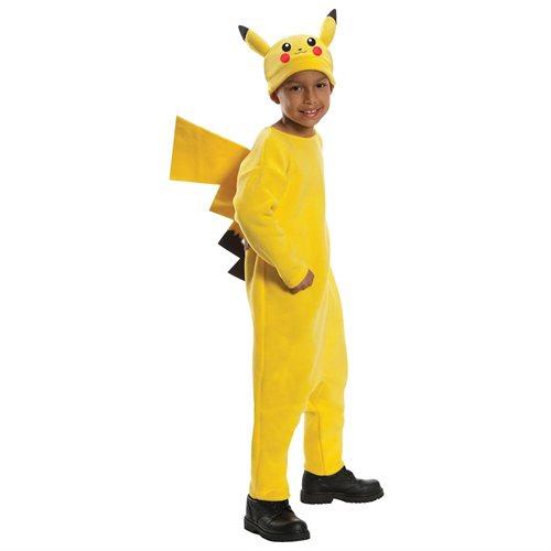 Child Deluxe Pikachu Pokemon Costume Size Medium 0