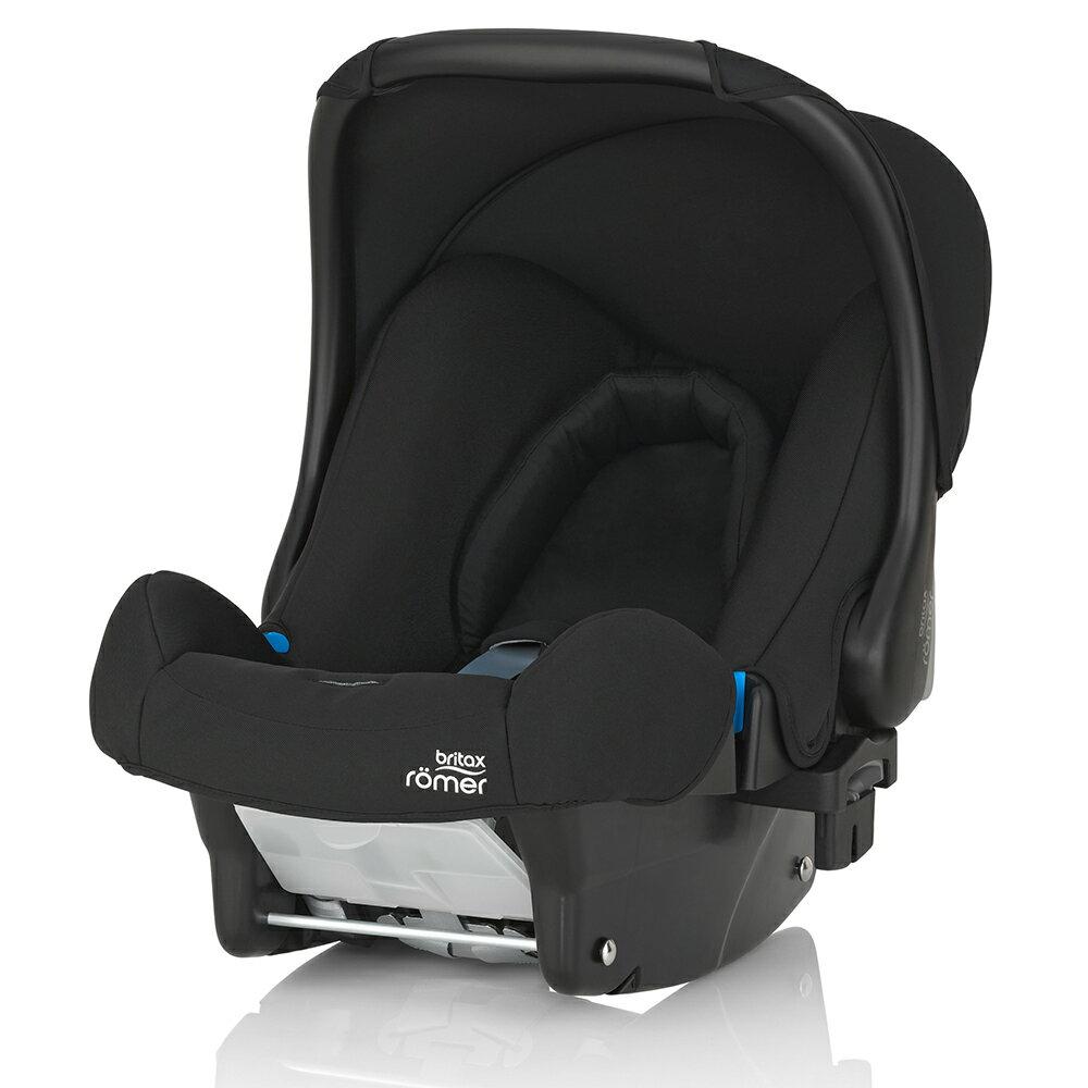 英國 Britax Baby safe 標準版提籃型汽座(BX23606)-黑色