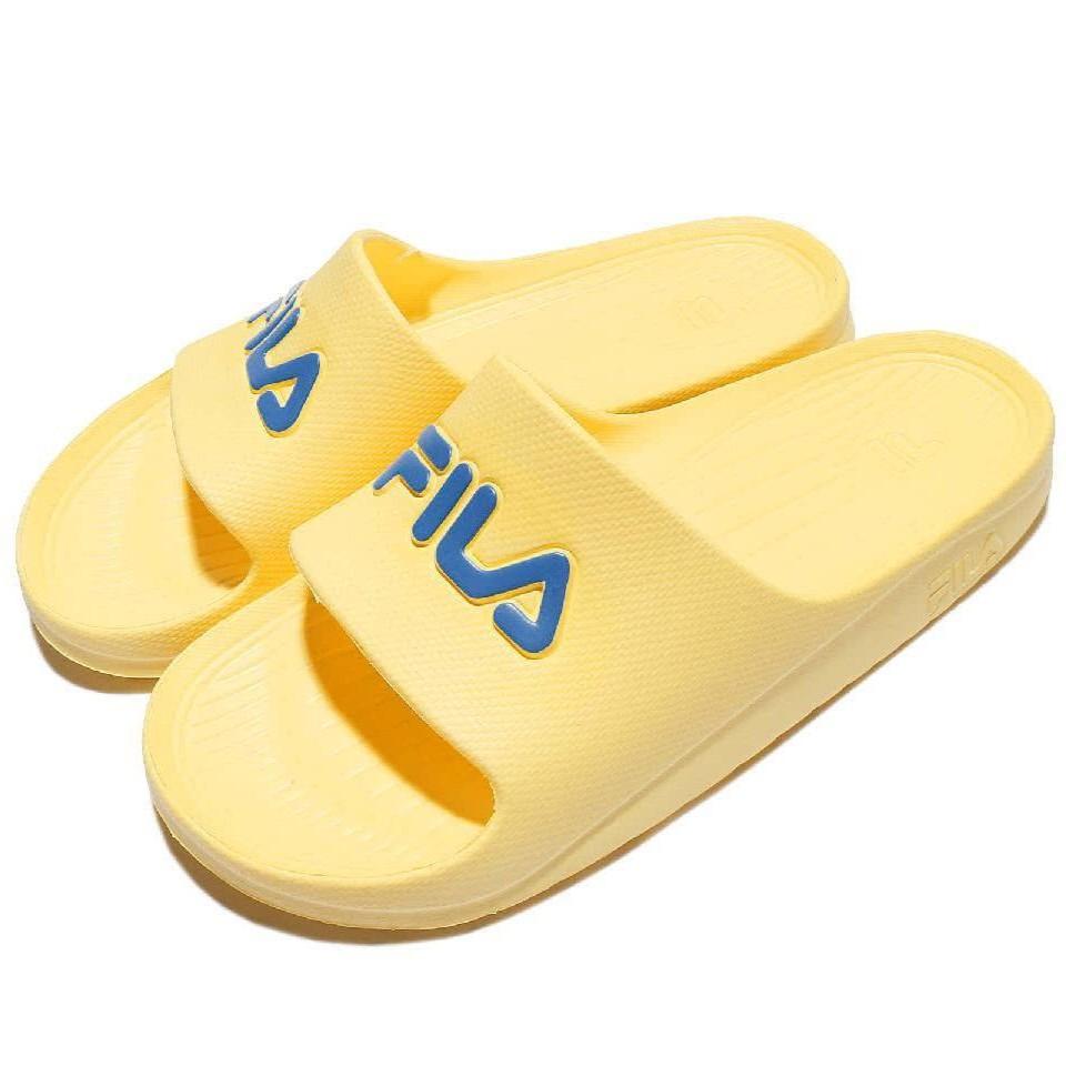 Shoestw【4S355-】FILA 拖鞋 LOGO 運動 防水拖鞋 一體成型 11種顏色 男女尺寸 【黑色4-S355Q-001】【白色4-S355Q-113】【紅色4-S355Q-221】【寶藍色4-S355Q-321】【深藍色4-S355Q-331】【粉紅4-S355R-555】【蒂芬妮綠4-S355R-666】【鵝黃4-S355R-773】【黑金4-S355T-009】【白銀4-S355T-118】【白金4-S355T-119】 9