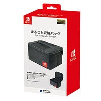 switch收納包/周邊配件推薦到(現金價) HORI 日本 Nintendo Switch 主機 大容量收納包 NSW-013就在玉山最低比價網推薦switch收納包/周邊配件