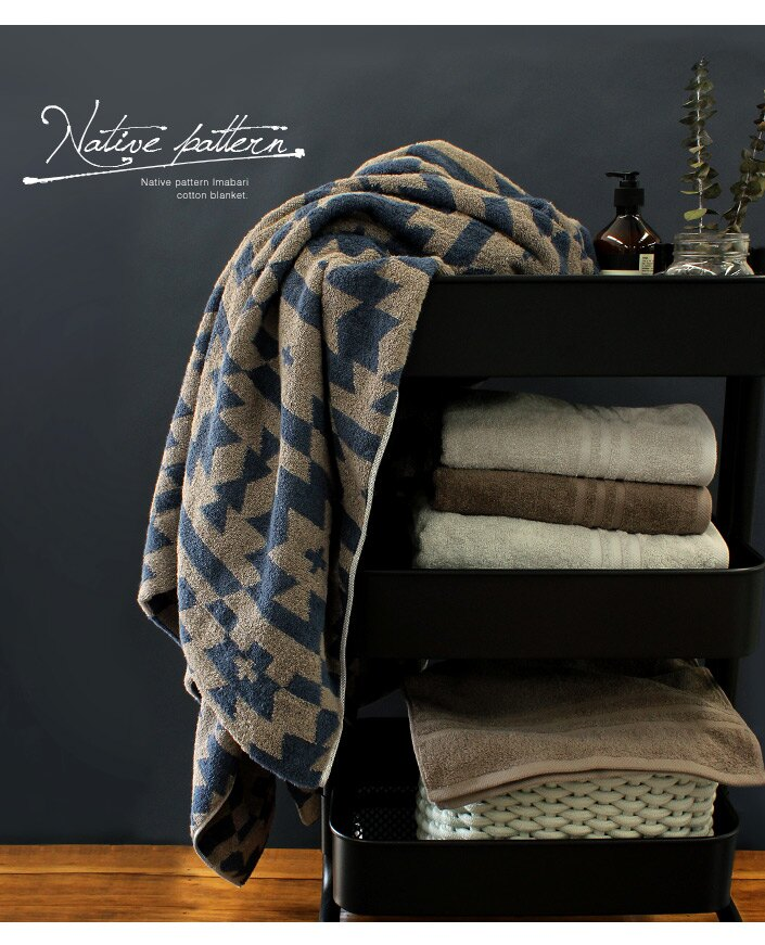 日本製 今治 純棉 多用途毛巾被 145×190cm  /  TNKtk  /  日本必買 日本樂天代購 / 件件含運 8