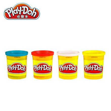 Play-Doh培樂多 四色組-經典款【悅兒園婦幼生活館】