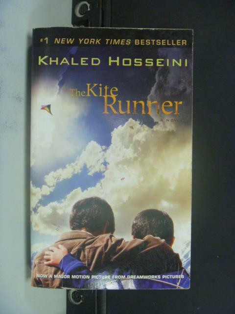 【書寶二手書T4/原文小說_NSM】The Kite Runner_Khaled Hosseini